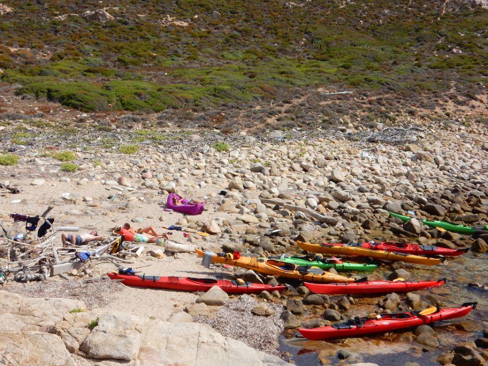 Corsica, Port Agro, Nelson´s harbor.<br />http://www.horydoly.cz/vodaci/korsika-na-morskem-kajaku-podel-zapadniho-pobrezi.html