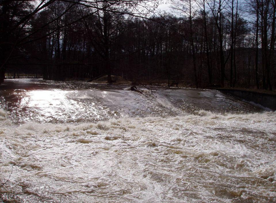 High Water Blanice
