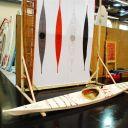 Greenland Kayaks prototype (canvas)