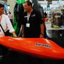 Pyranha's new playboat (prototype)