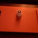 005-orange cutting board