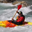 Alpine Kayaking