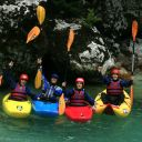 Whitewater kayakcourses
