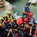 Family rafting trips