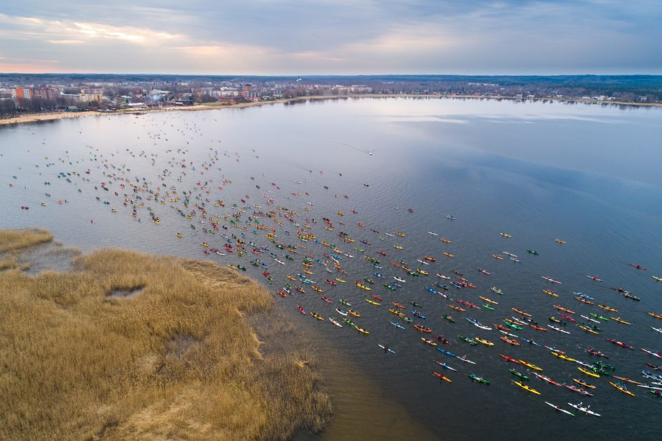 The Võhandu Marathon is a great way to get a paddling experience. The distance is interesting, you have to travel 100 kilometers on a river that offers extreme moments in one day. This is a terrific challenge for all paddlers.