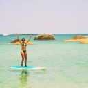 Yoga and Paddling at Belitung