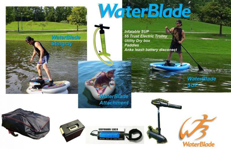 Motorized Boards by WaterBlade LLC