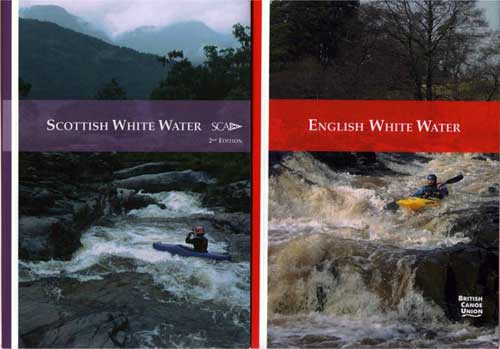 scottish white water, english white water