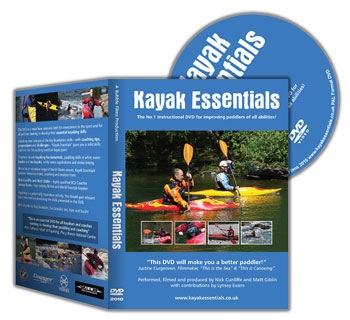 kayak-essentials-dvd