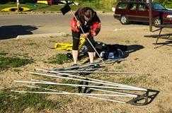 TRAK Kayaks Seeker ST 16 assemle