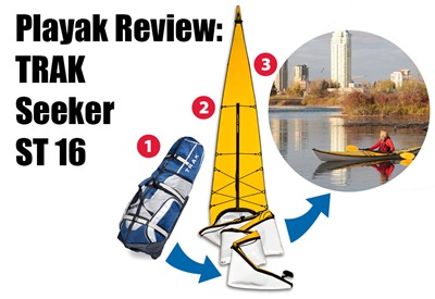 TRAK Kayaks Seeker ST 16 Review