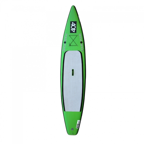 12'6 Inflatable Touring / Race SUP Paddle Board - _404126-inflatable-touring-race-sup-paddle-1382376733