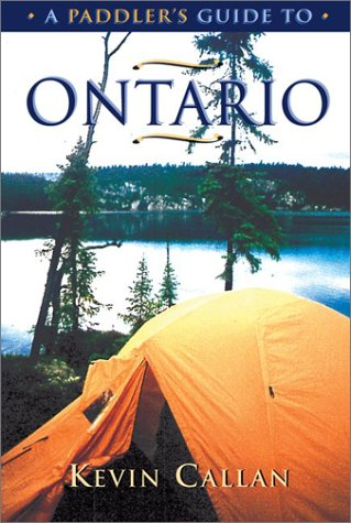 A Paddler's Guide to Ontario - 51JD5BHAX7L