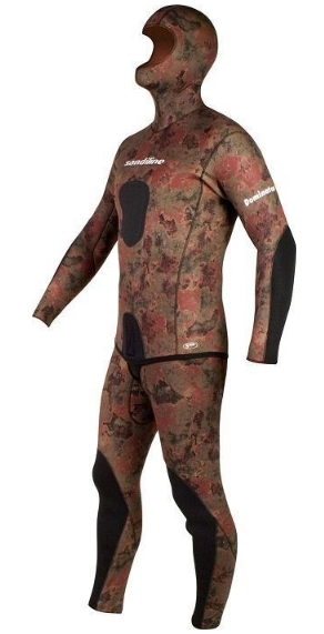 Two Pieces Wetsuit Dominator - 9847_01_1288709512