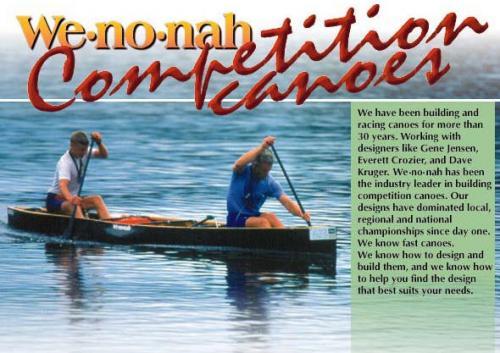 Wenonah Racing Canoes - brands_4144