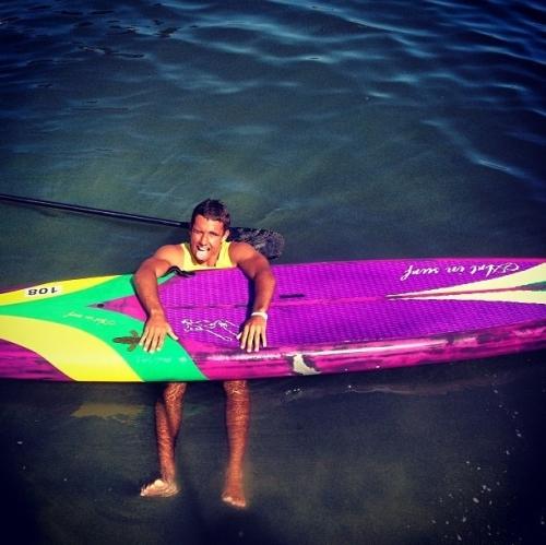 "Art in Surf Matero Race 12'6"" x 26"" - _maestro1-1446484228"