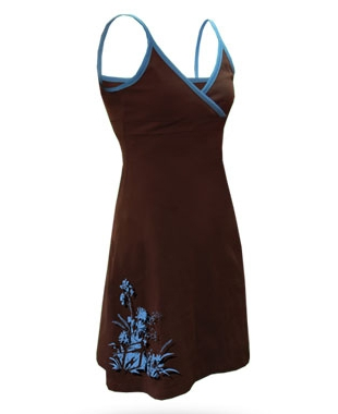 Wildflower Sundress - 4865_sundressbrown_1291998101