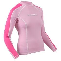 Women's HydroSilk Shirt - L/S - 4833_hydrolongpink_1264119648