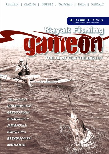 Kayak Fishing: Game On - 51gTlAjiuuL