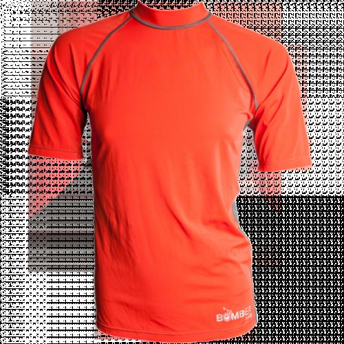 Solar 50 Short Sleeve Rash Guard - _rask50gaurd-1421655016