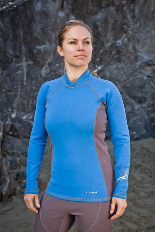 NeoCore Long Sleeve Shirt - Women - _t1-1416389442