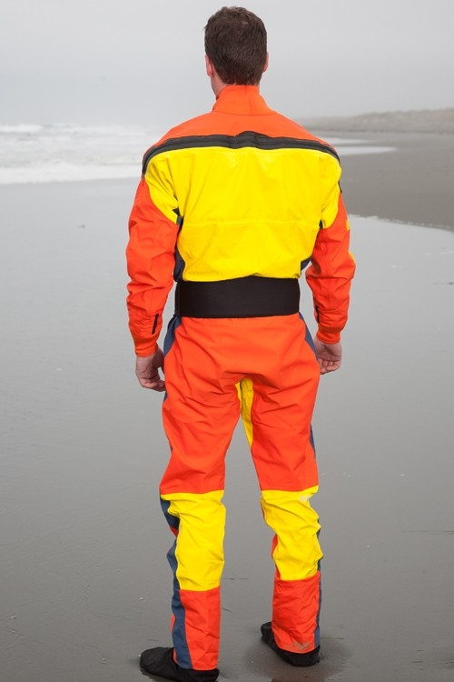 GORE-TEX® Icon Dry Suit with Relief Zipper and Socks - Men - _icn-icon-tangerine-5-1362580915