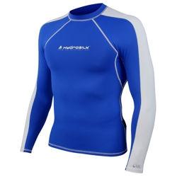 HydroSilk Shirt - L/S - 4831_hydroblueorwhite_1264091356