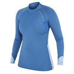 Women's HydroSkin Shirt - L/S - 5071_womenhydroskinblue_1264584761