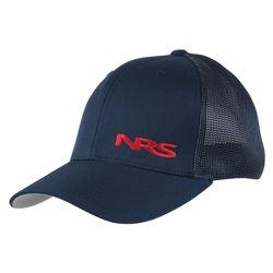 Mesh Flexfit Hat - 5195_hatblue_1264857590