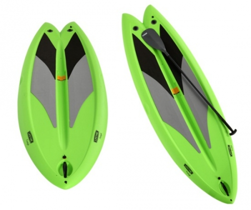 Freestyle Paddleboard Lime Green - _90187-paddleboard-01-1326219813