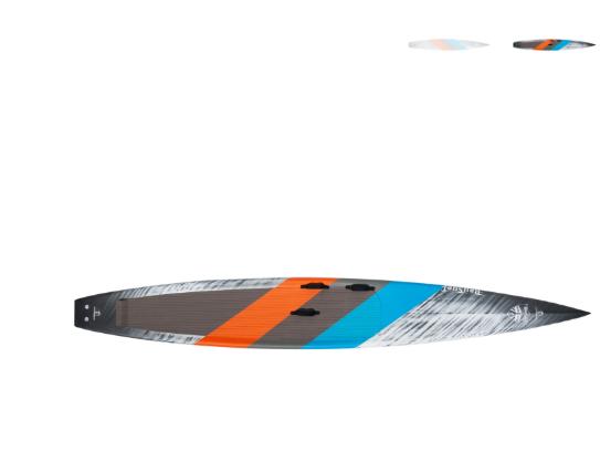 "14'0"" Carbon Fiber SUP Raceboard"