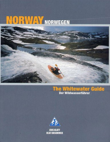 Norway the White Water Guide - 51ZS3YX30GL