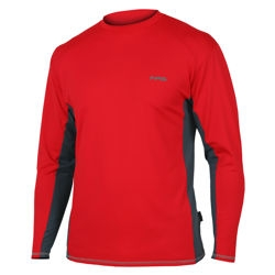 MicroLite Foundation Shirt - L/S - 4809_red_1264068964