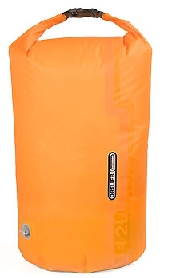 Compression Dry Bag with Valve 12 Litres - 9943_12orange_1289227419