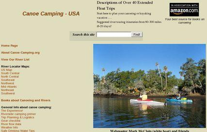 Canoe Camping - USA - clubs_5166