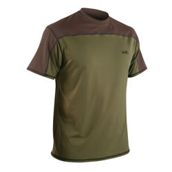 Crossover Shirt - 4838_crossovergreenbrown_1264164357