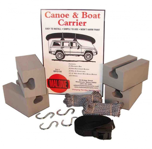 Standard Canoe Kit - 9282_MPG156StandardCanoeKit_1285168634