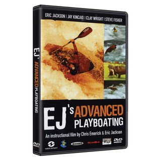 EJ's Playboating Advanced Kayak DVD - 41Mqq1P2B1gL