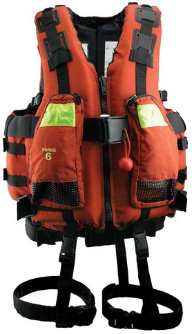 Rescuer II Swiftwater PFD - _image-1-1351929854