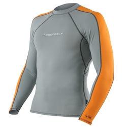 HydroSilk Shirt - L/S - 4831_hydrogrey_1264091356