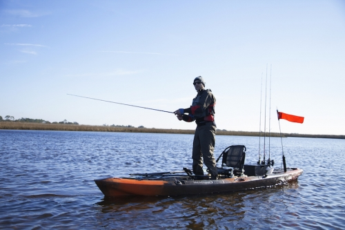 Wilderness Systems' Advanced Tactical Angling Kayak (A.T.A.K.) Offers Game-Changing Versatility, Stability and Innovative Features  - _ws-atak-dusk-copy-1429547917
