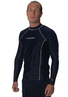 Unisex Adult Loose Fit Long Sleeve - 8570_mensloosefit_1281966177