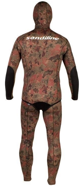Two Pieces Wetsuit Dominator - 9847_02_1288709512