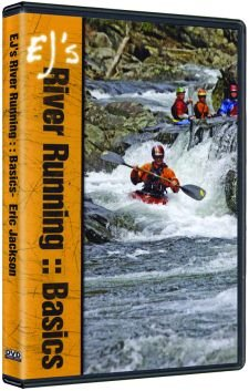 Ej's River Running Basics Whitewater Kayaking DVD - 41KQAXQXC4L