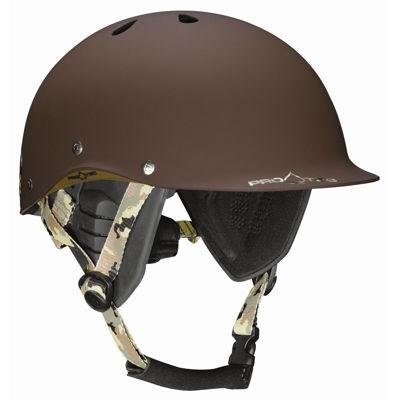 Two Face Helmet - 5417_twofacemattbrown_1268548165