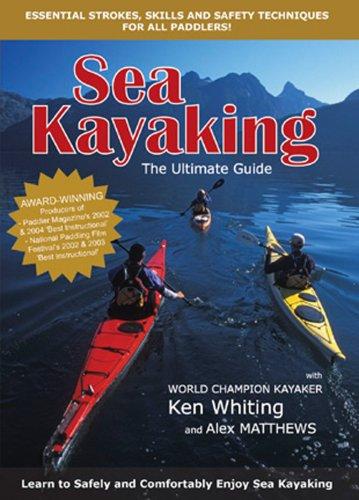 Sea Kayaking - The Ultimate Guide - 51hGL4NOEdL