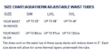 Aquatherm Spray Deck with Adjustable Waist - 8118_215421_1279389060