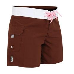 Women's Kern Shorts - 4954_kernshortsbrown_1264393180