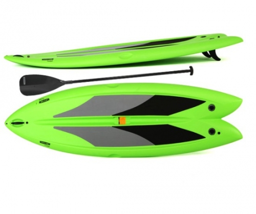 Freestyle Paddleboard Lime Green - _90187-paddleboard-1326219812