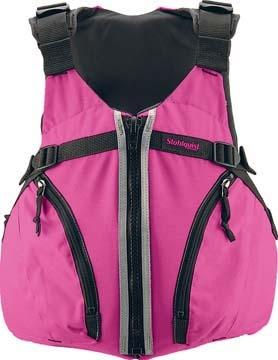 Cruiser Women's Hi-Back Vest - 5276_cruiserpurple_1265629385